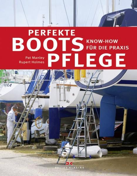 Perfekte Bootspflege