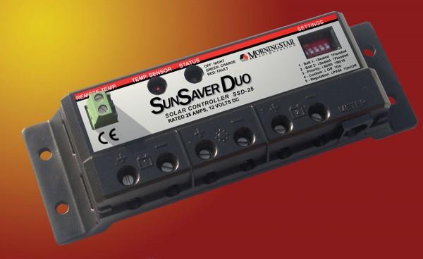 Morning Star Regler für zwei Batteriekreise SR425DUO