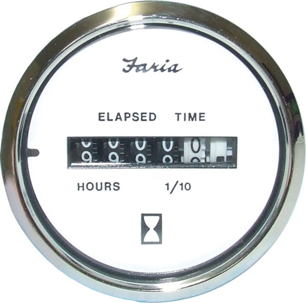 Faria Betriebsstunden 0-10000h, 12-32 V