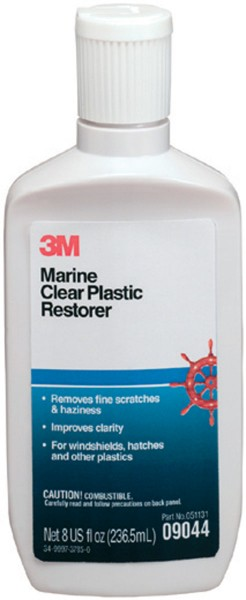 3M Marine Clear Plastic Restorer