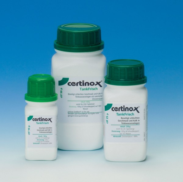 Certinox Tankfrisch