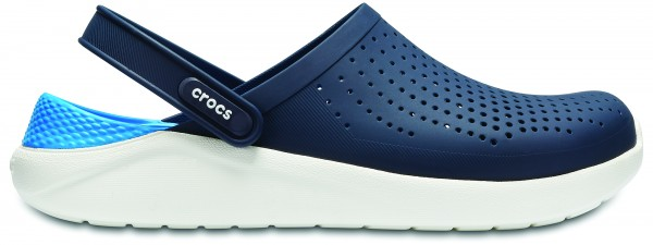 Crocs Lite Ride Clog,,Herren-navy/weiß
