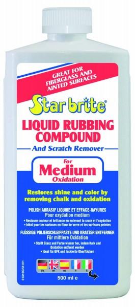 Star Brite Liquid Rubbing Compound