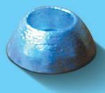 Anoden für Rumpf, Ruder, Trimmklappen und Welle