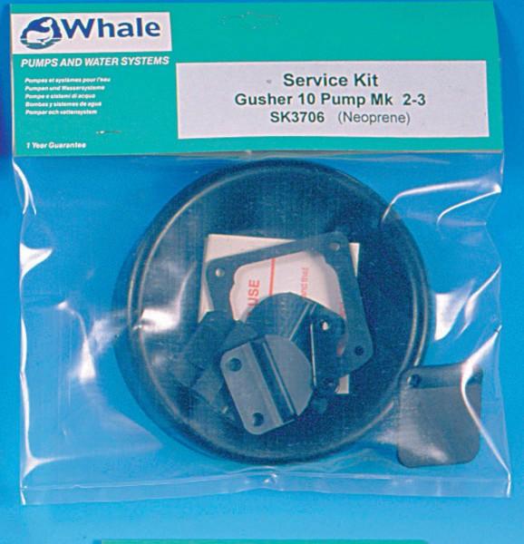 Whale Service Kit für