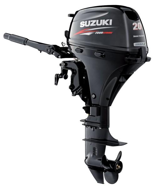 Suzuki DF 25 AS