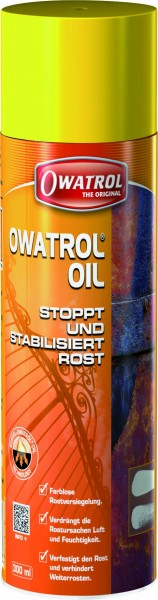 Owatrol Spray Öl