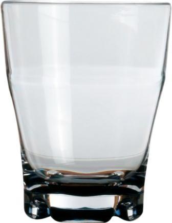 Party Wasserglas blau