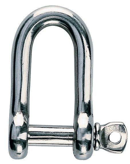 Schäkel A4 5mm (Bl 1100 kg)