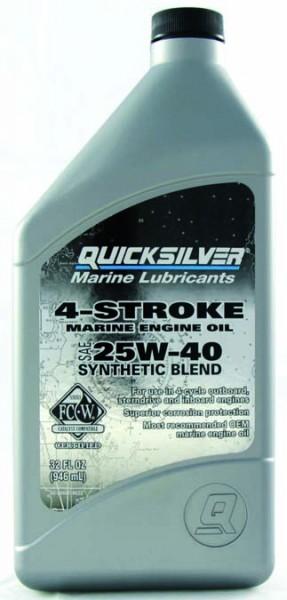 Quicksilver Öl