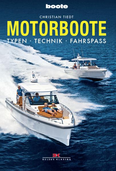 Motorboote - Typen-Technik-Fahrspass