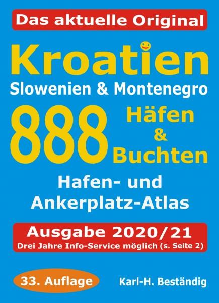Kroatien - 888 Häfen & Buchten
