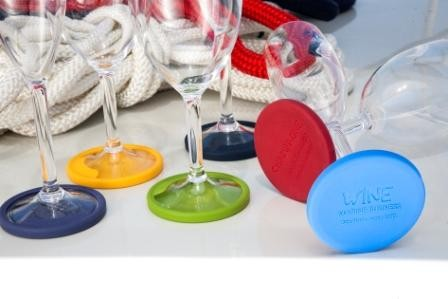 Party Untersetzer Weinglas