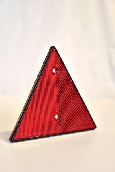 Anhängerdreieck rot