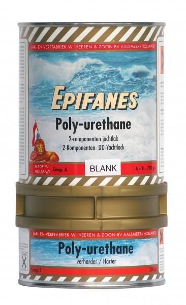 Epifanes 2-K Polyurethan Klarlack