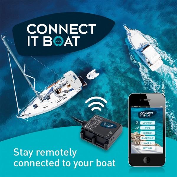 Connect-it-Boat Alarm-und Überwachungssystem