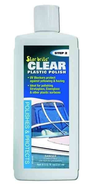 Star Brite Plastic Polish Restorer