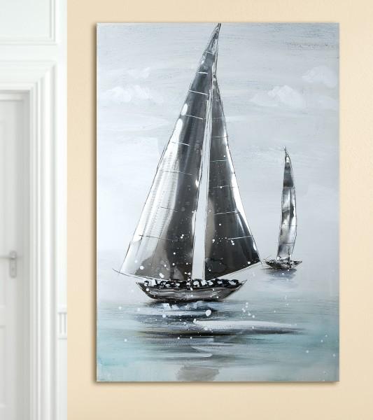 """Gemälde """"Segelschiff"""""""