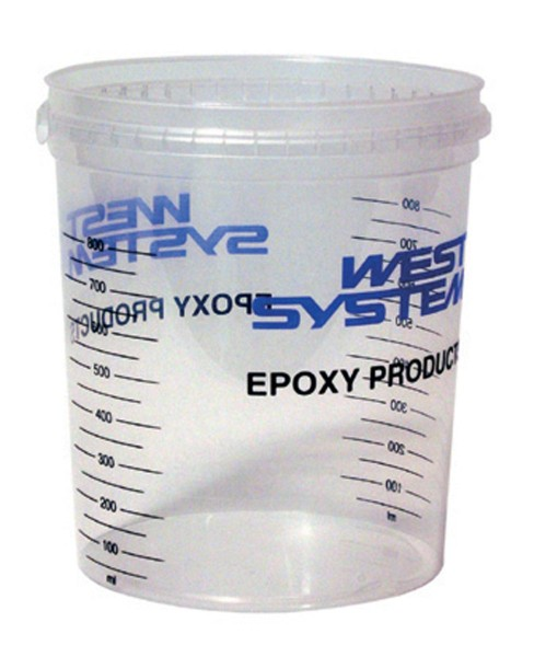 West System Mixbecher
