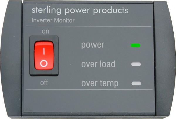 Sterling Fernbedienung Wechselrichter Sinus