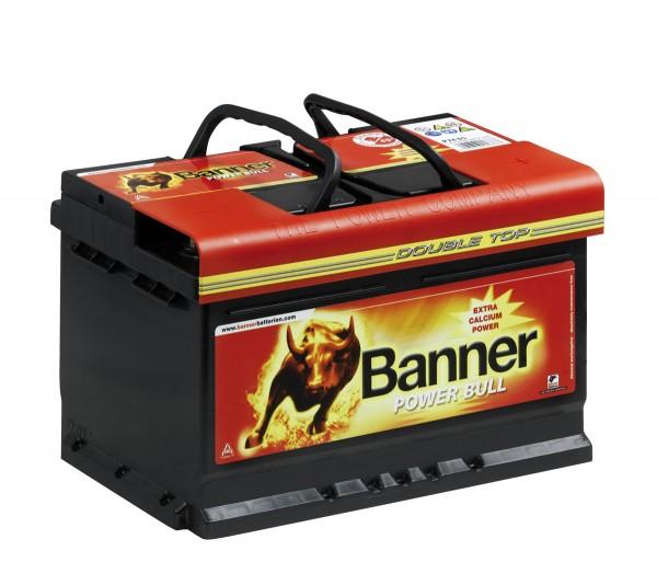 Banner Power Bull